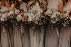 by Nectar and Root, Vermont wedding florist at Edson Hill in Stowe, Vermont.