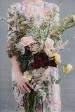 by Nectar and Root, Vermont wedding florist in Brooklyn, New York.